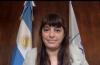 Chargé d'Affaires a.i Counsellor María Florencia Segura