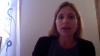 Jefa de la Sección Comercial y Económica Primer Secretaria Eugenia Vijande
