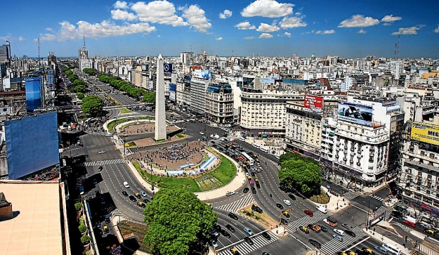 a nostalgic journey to the beautiful city of buenos aires